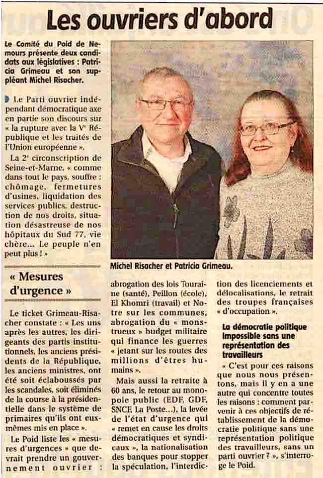 L Eclaireur Nemours